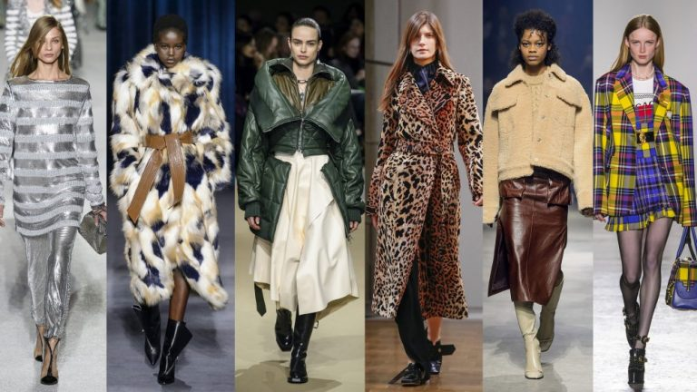 Mode automne hiver 2018-2019